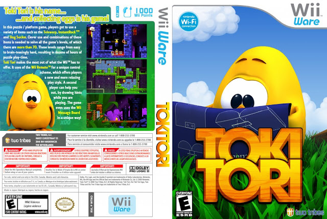 Toki Tori 2(PC/Information/Features/Guide)