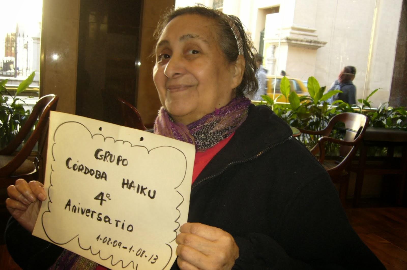 Aniversario del Grupo Córdoba Haiku