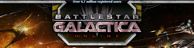 Battlestar Galactica Online - Banner