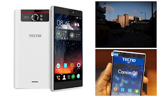 Tecno Camon c8 Android 6.0 Marshmallow update
