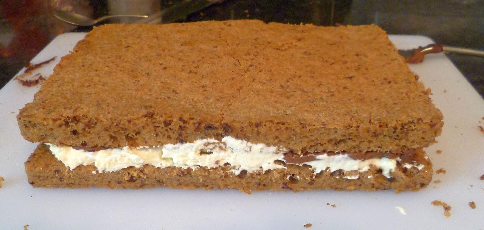 Caledonian Cakery: White Russian Cake