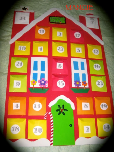 Calendario adviento Santa's House