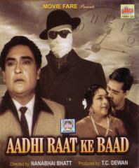 Adhi Raat Ke Baad 1965 Hindi Movie Watch Online