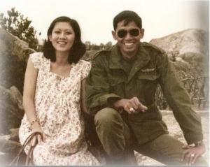 Foto Presiden SBY Dan Ibu Ani Waktu Masih Muda