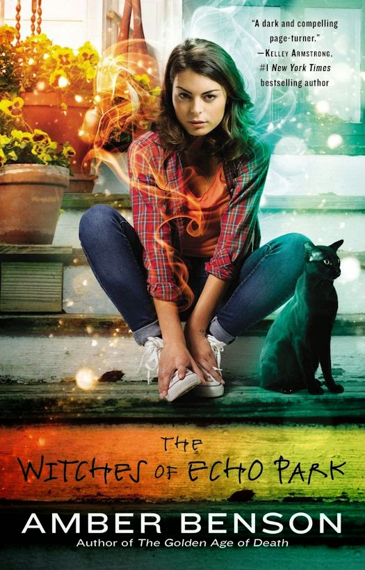 The Qwillery Review The Witches Of Echo Park By Amber Benson