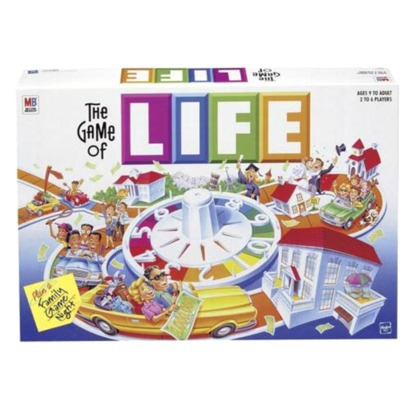 Value Able Ideas Life Sized Game Of Life Complete Instructions