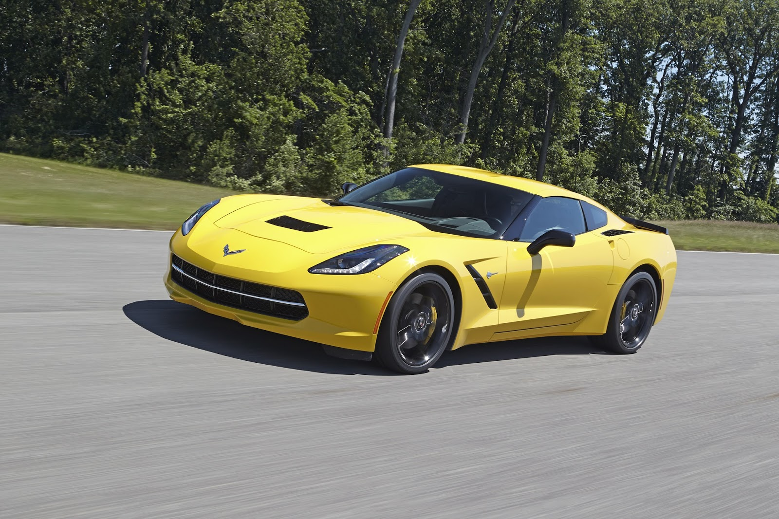 just how fast is the new corvette stingray. Black Bedroom Furniture Sets. Home Design Ideas
