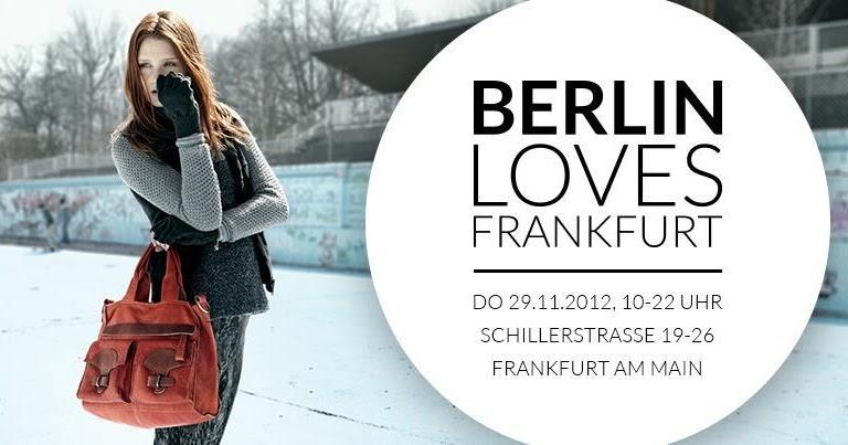 So Nur in Frankfurt
