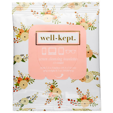 Beauty Innovation - Well-Kept Screen Cleansing Towelettes, Britt