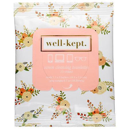 Beauty Innovation - Well-Kept Screen Cleansing Towelettes, Britt