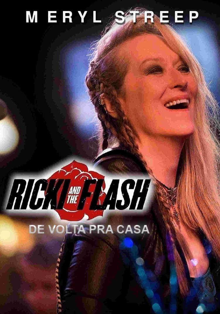 Ricki and the Flash: De Volta pra Casa Torrent - Blu-ray Rip 720p e 1080p Dual Áudio (2015)
