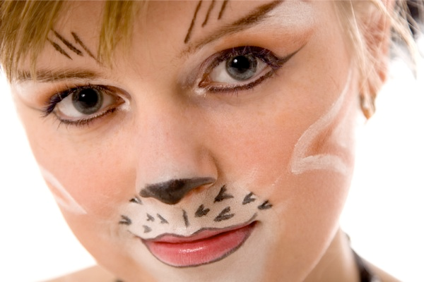 easy cheek face painting designs for beginners image ...