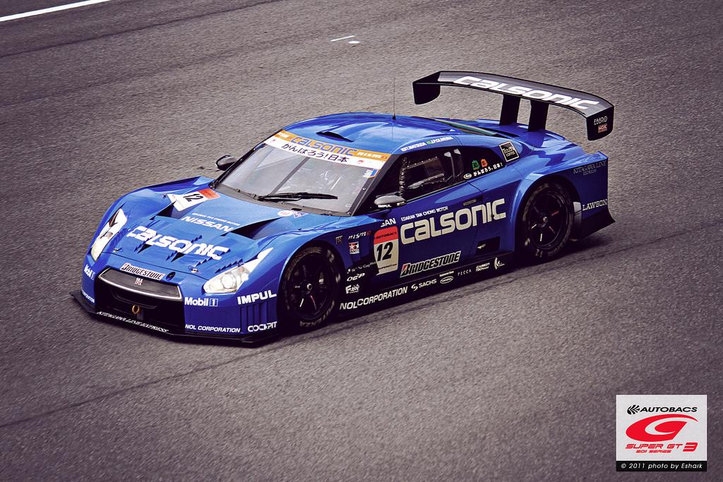 115. Autobacs Super GT 2012 staryjaponiec blog