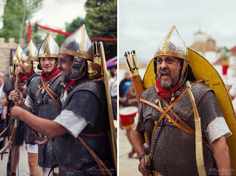 Festa dos Povos Chaves - Arqueiros