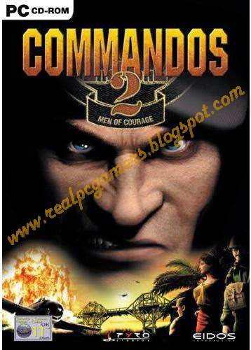 Commandos 2 Free Download
