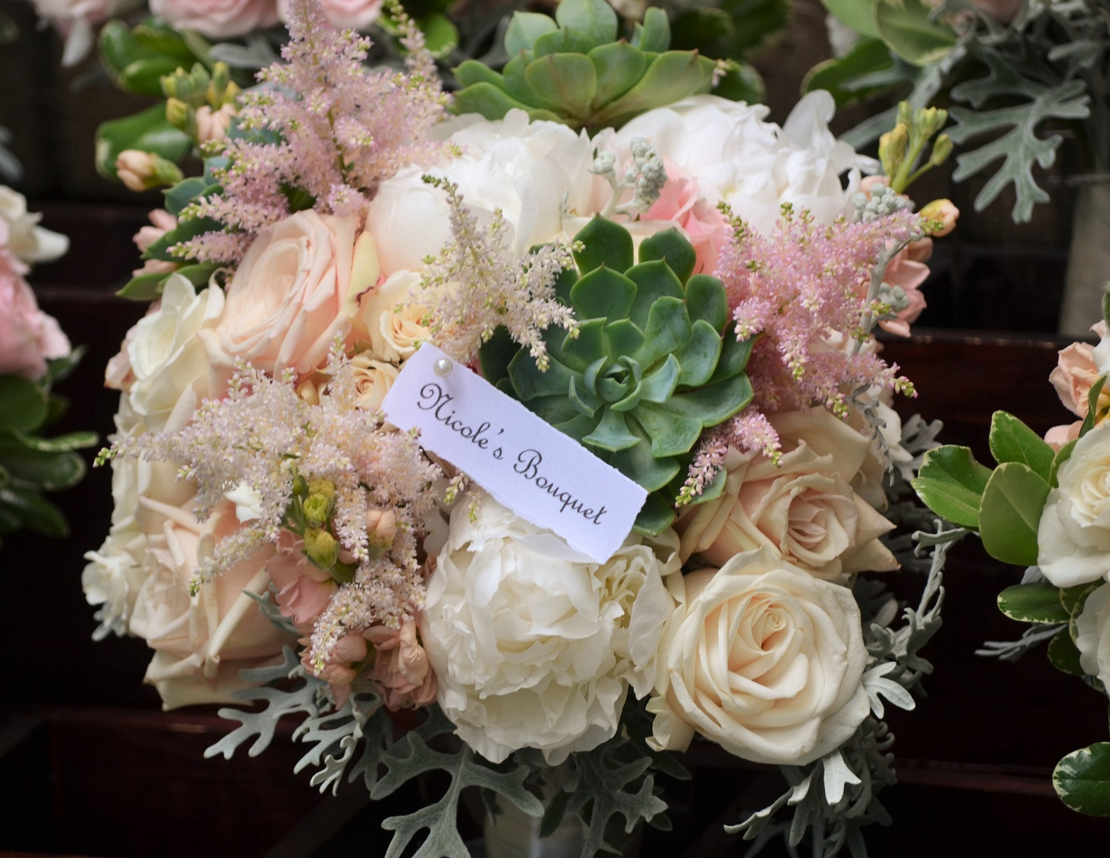 Wedding flowers from springwell keep those succulents from your wedding flowers izmirmasajfo