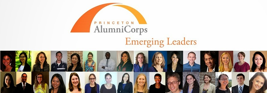 Princeton AlumniCorps Emerging Leaders' Blog