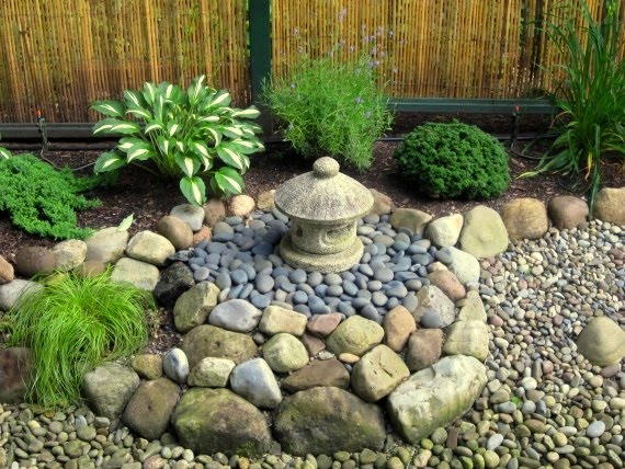 Zen patio garden ideas photograph checa tambi n nuestros - Jardines pequenos ideas ...