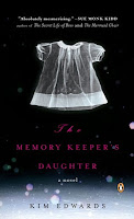 The Memory Keepers Dauchter Kim Edwards cover