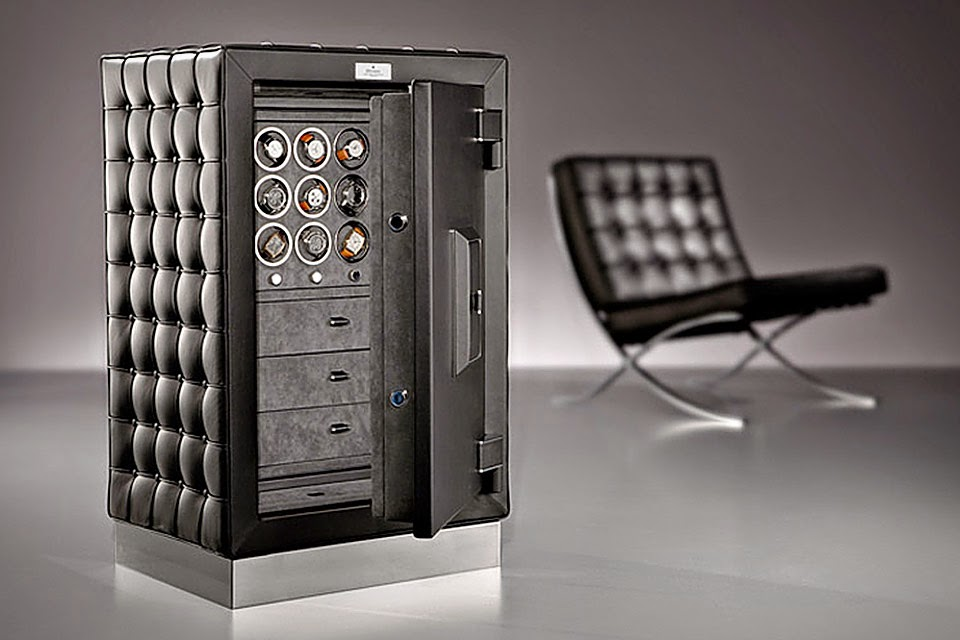 Дизайнерские сейфы Изысканные дизайнерские сейфы для домашнего хранения 3