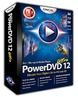 CyberLink PowerDVD Ultra 12 Final Full Version