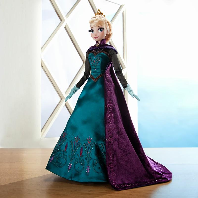 My toys,loves and fashions: Disney Frozen - Novas Anna e Elsa Edição