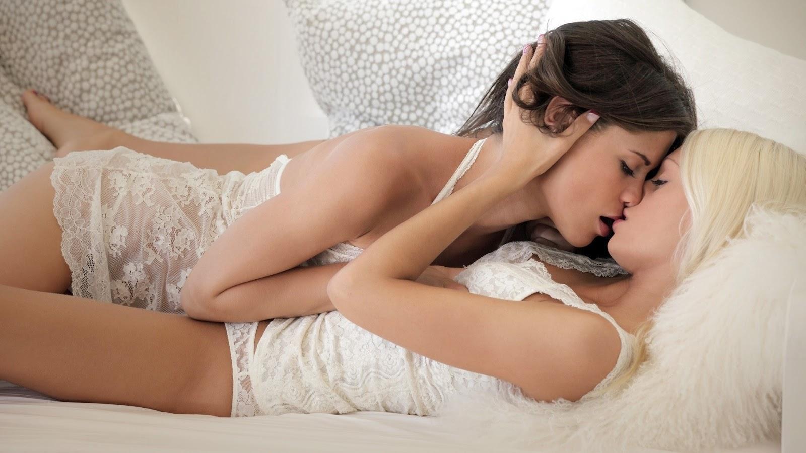 Супер модели лисбиянки модели 13 фотография