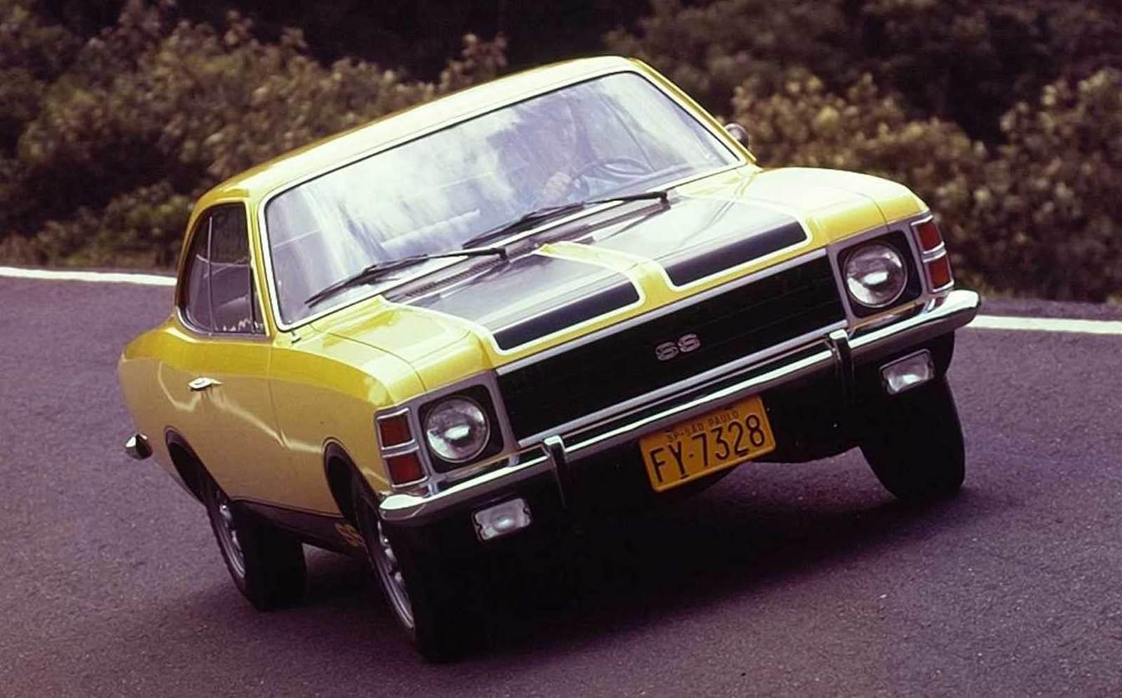 Chevrolet Opala - 2º carro antigo mais desejado