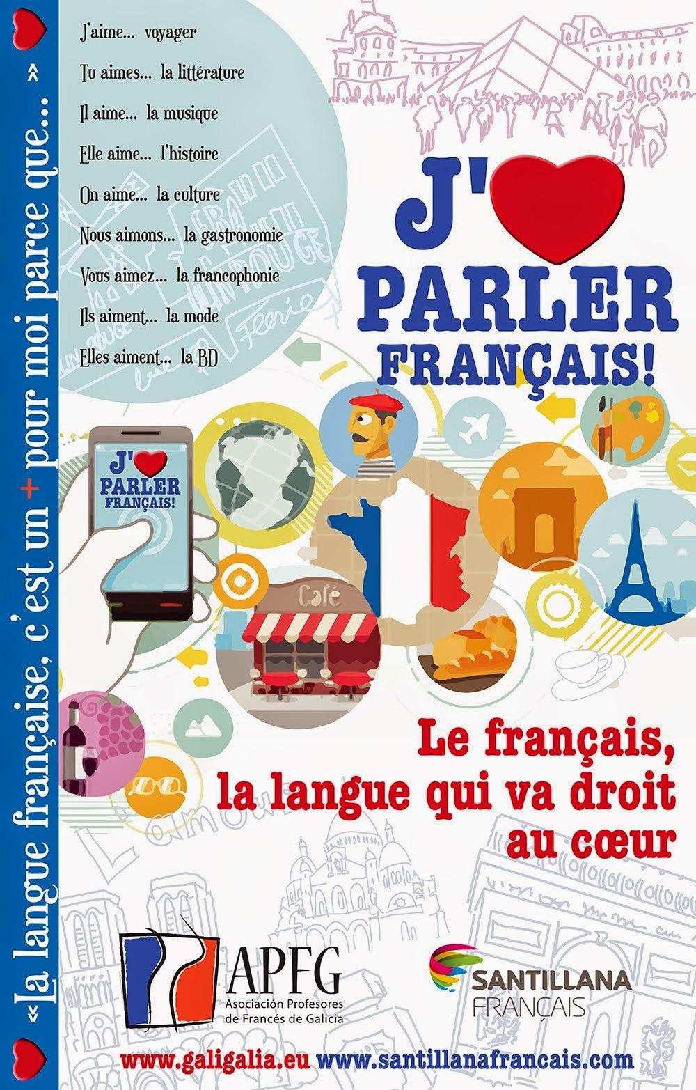 Parler français un plus, mais surtout un plaisir!