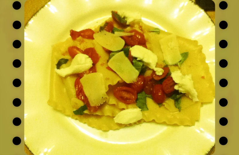 ... Living No-Bake Lasagna with Ricotta and Tomatoes | Foodie in WV