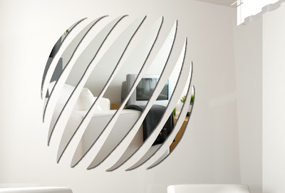 Interior Design Mirrors on Best Designs House  July 2011