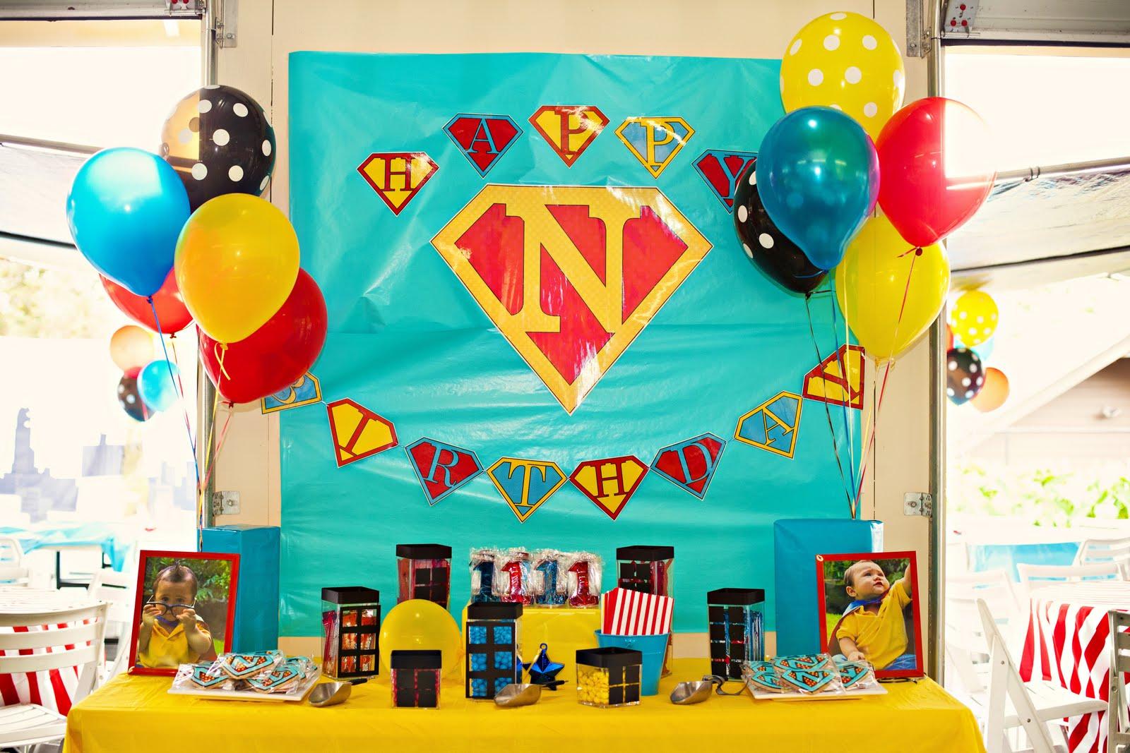 Kara 39 S Party Ideas Superhero Birthday Party My Little Love