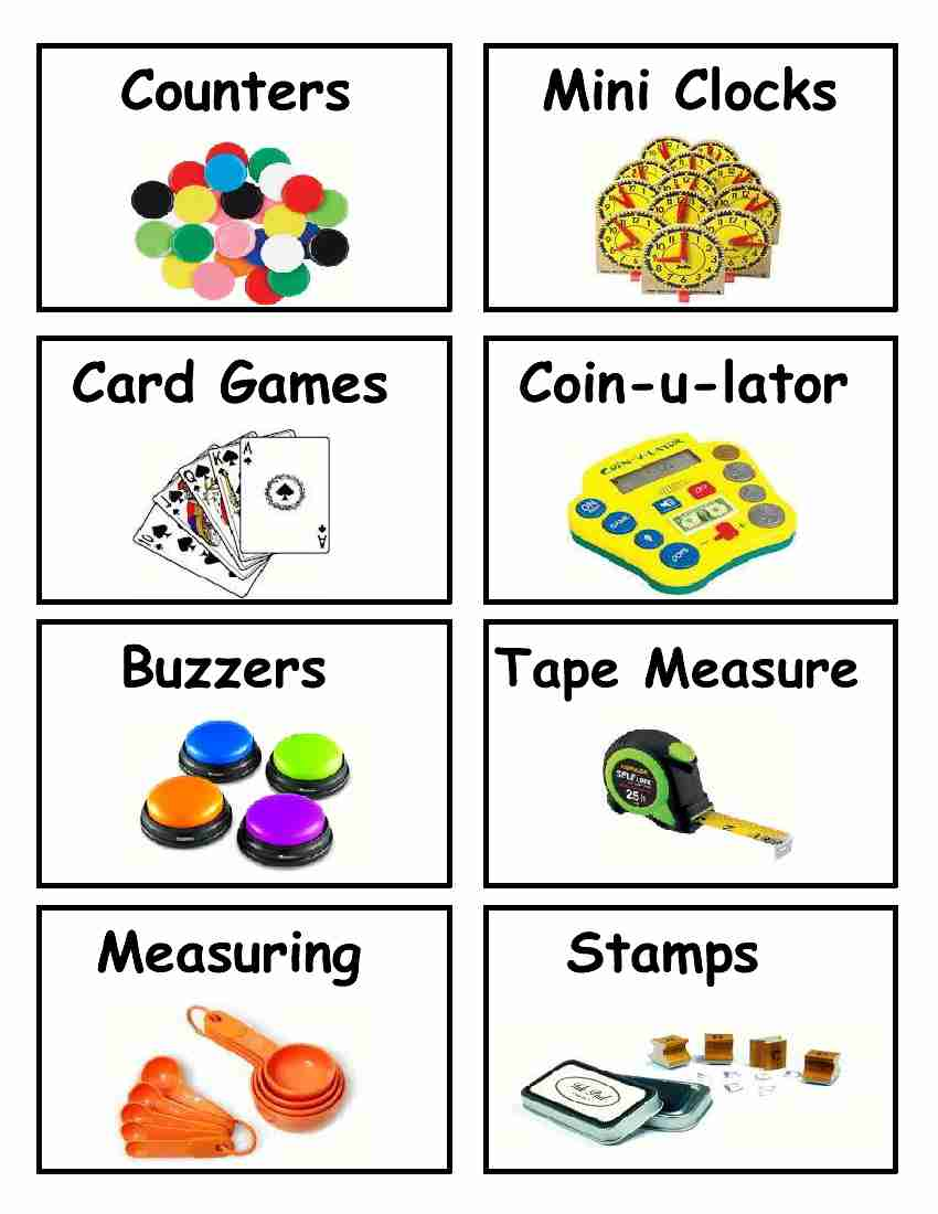 http://www.teacherspayteachers.com/Product/Bin-Labels-for-the ...
