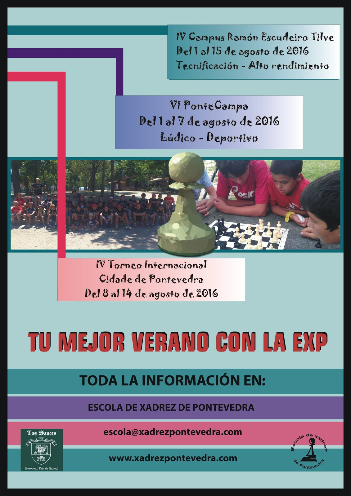 IV Campus Internacional Ramón Escudeiro Tilve