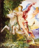 Moreau, Gustave, acuarela  1869
