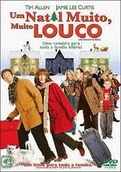 Baixar Filme Um Natal Muito, Muito Louco DVDRip AVI Dublado