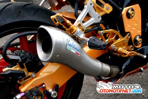 Modifikasi Kawasaki Ninja 250FI ala Baby ZX-6R 636