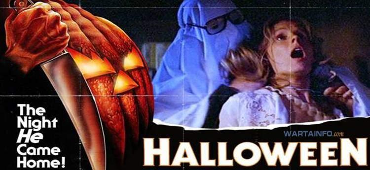 poster Halloween Film Horor terseram terbaik menakutkan sepanjang masa