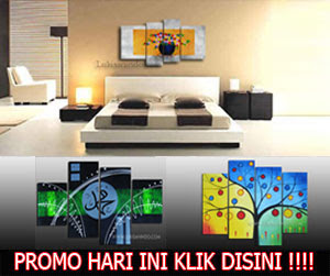 PROMO HARI INI !!