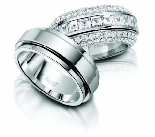 Her Wedding Ring Set, Cubic Zirconia Wedding Ring