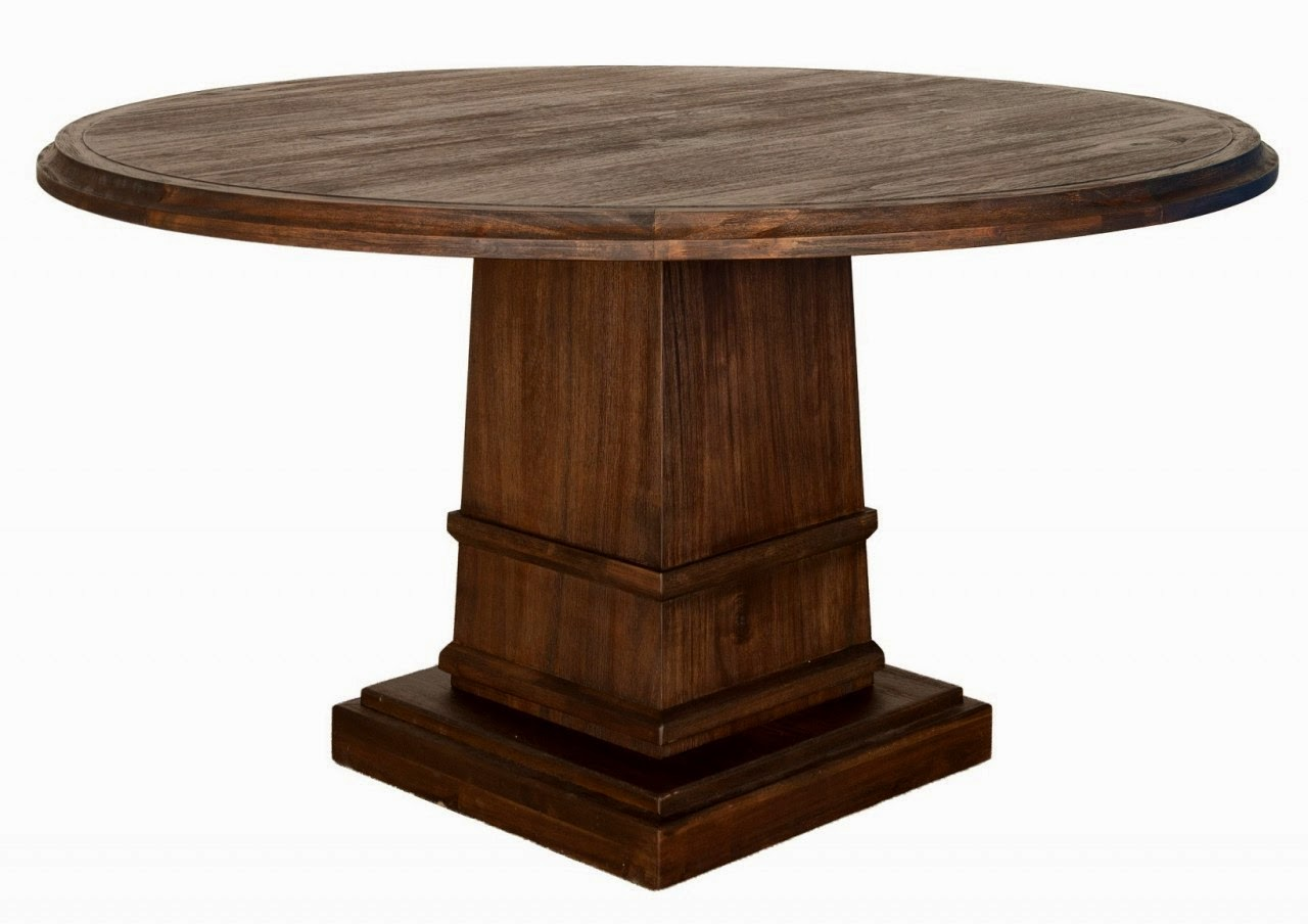 60 Round Dining Table Big Hudson