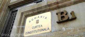 CCR discută pe 19 iunie sesizarea lui Iohannis asupra modificării Legii privind referendumul