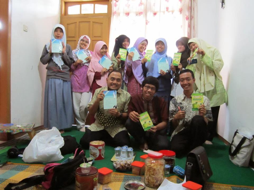 Bersama FLP Malang