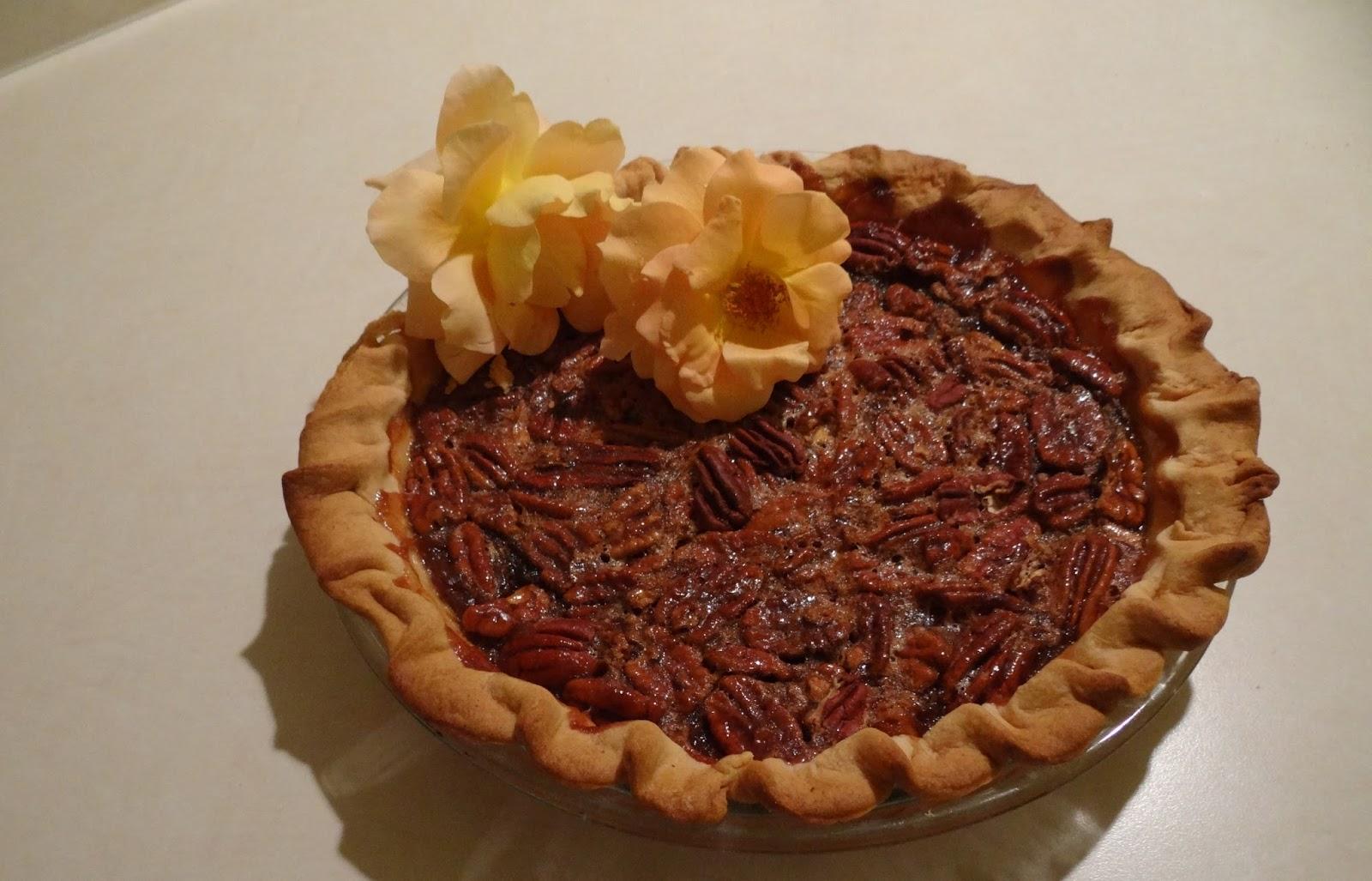 Easy Pecan Pie Recipe — Dishmaps