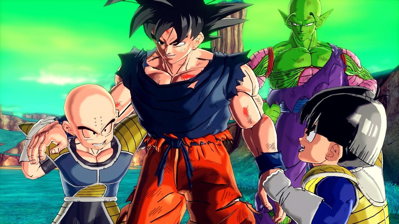 Dragon Ball Xenoverse te permite crear tu propio personaje