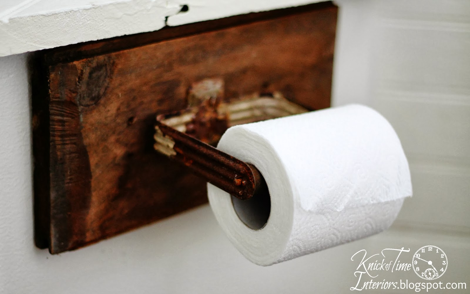 Toilet-Paper-Holder-Farmhouse-Bathroom-Remodel-Knick of Time