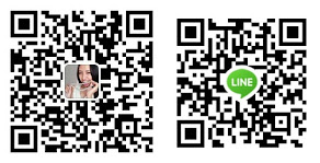 FOLLOW ME ON WECHAT & LINE