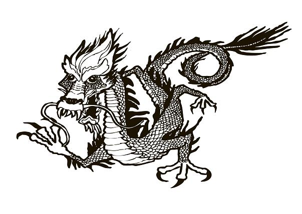 the black tattoos dragon tattoos. Black Bedroom Furniture Sets. Home Design Ideas