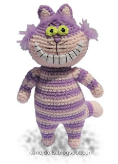 "Download ""Cheshire Cat Amigurumi Crochet Pattern"" by"