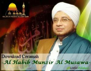 Download Kumpulan Ceramah Habib Munzir Al Musawa (MP3 Dakwah)
